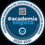 Distintivo FECEI Academia Segura